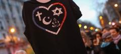 coexistence, communautés, égalité, fraternité, juif, musulman, chrétiens, islam radical