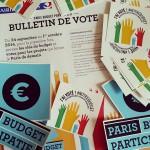budgetparticipatif, notrebudget, paris, hidalgo, dagnaud, paris 19ème, démocratie, participation citoyenne